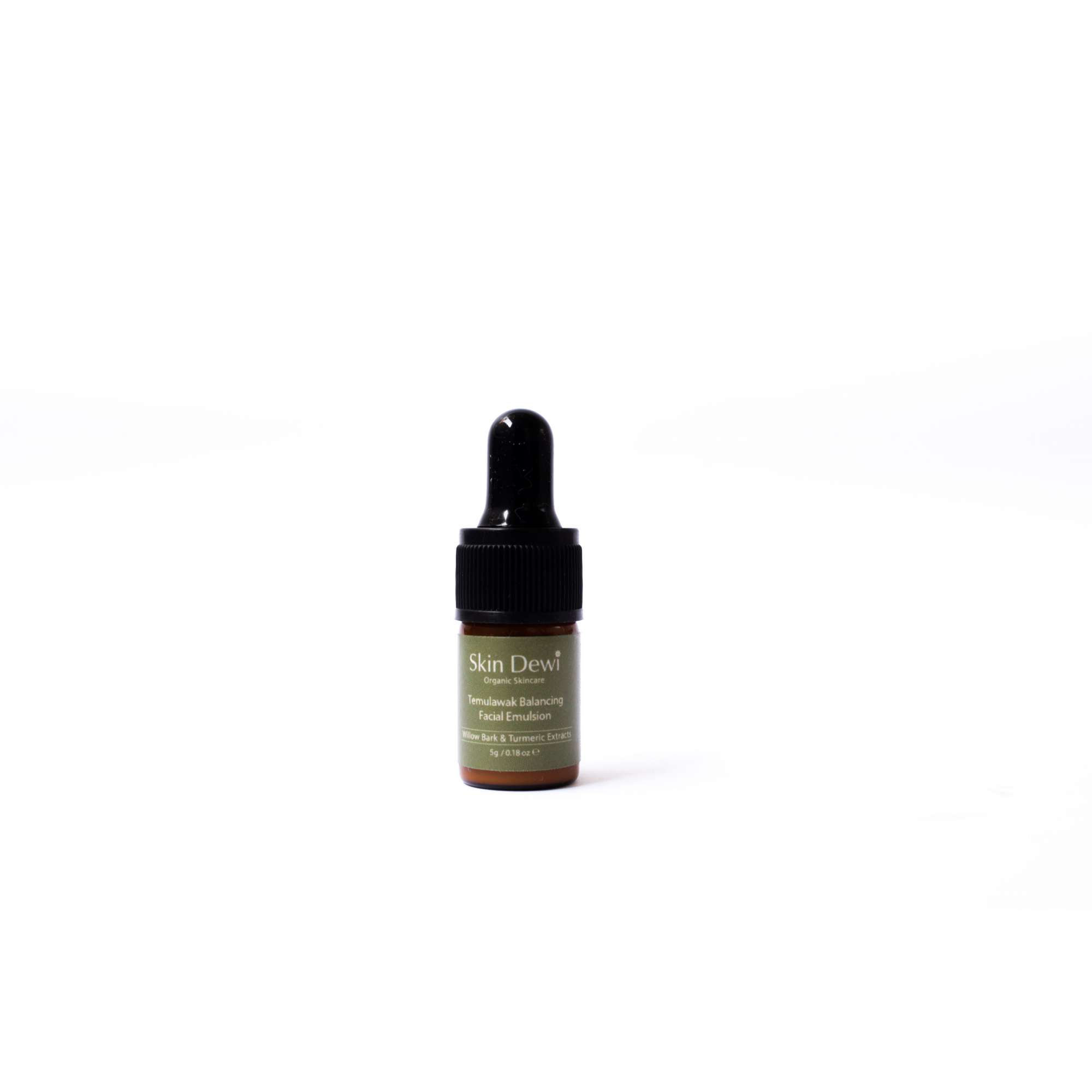 Temulawak Balancing Facial Emulsion (Mini Size 5gr)   Products, Face, Oily  / Acne Prone Skin, Moisturizer, Skin Type, Product Type